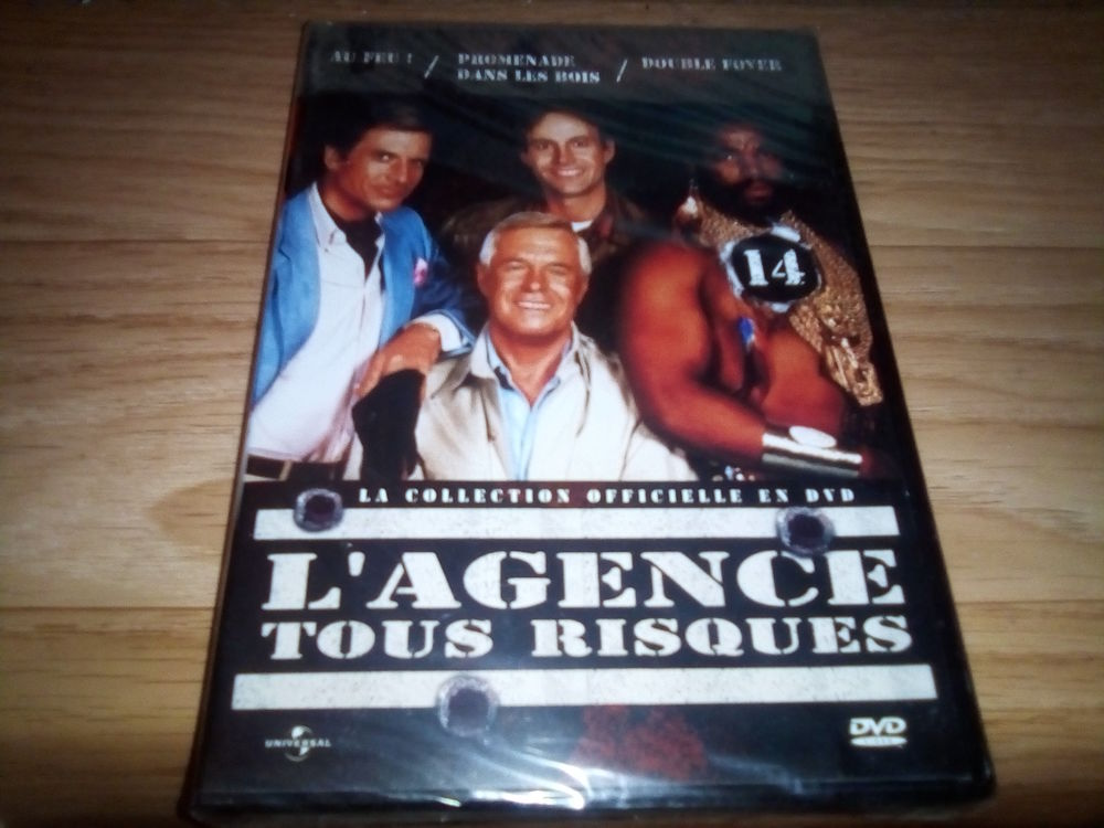 L'AGENCE TOUS RISQUES N°14 5 Annonay (07)