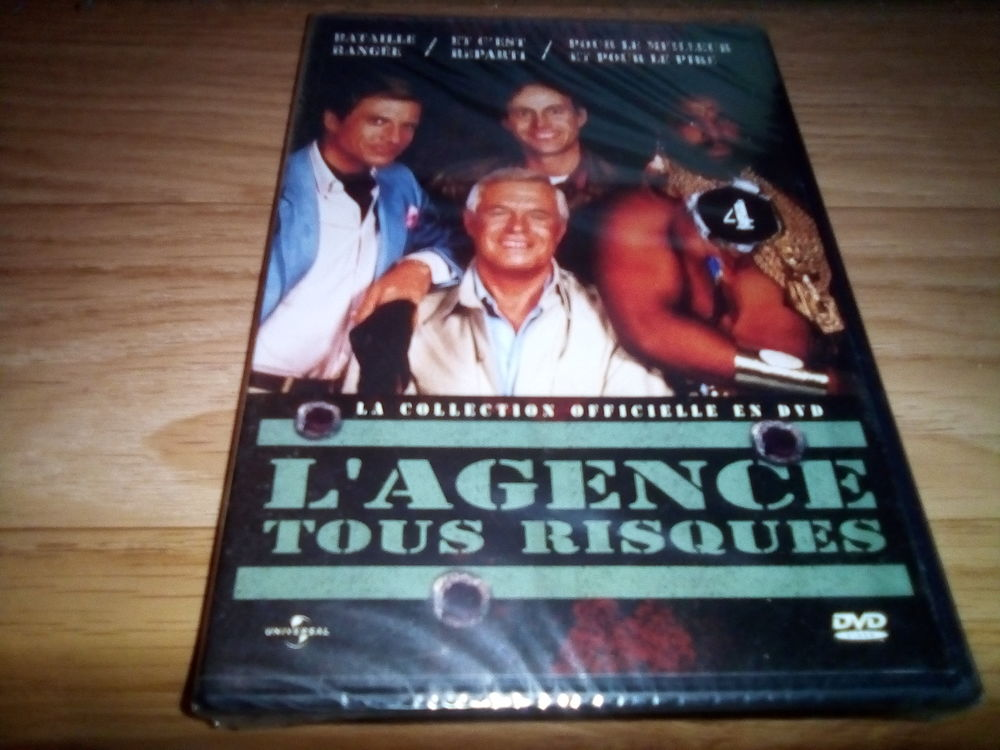 L'AGENCE TOUS RISQUES N°4  5 Annonay (07)