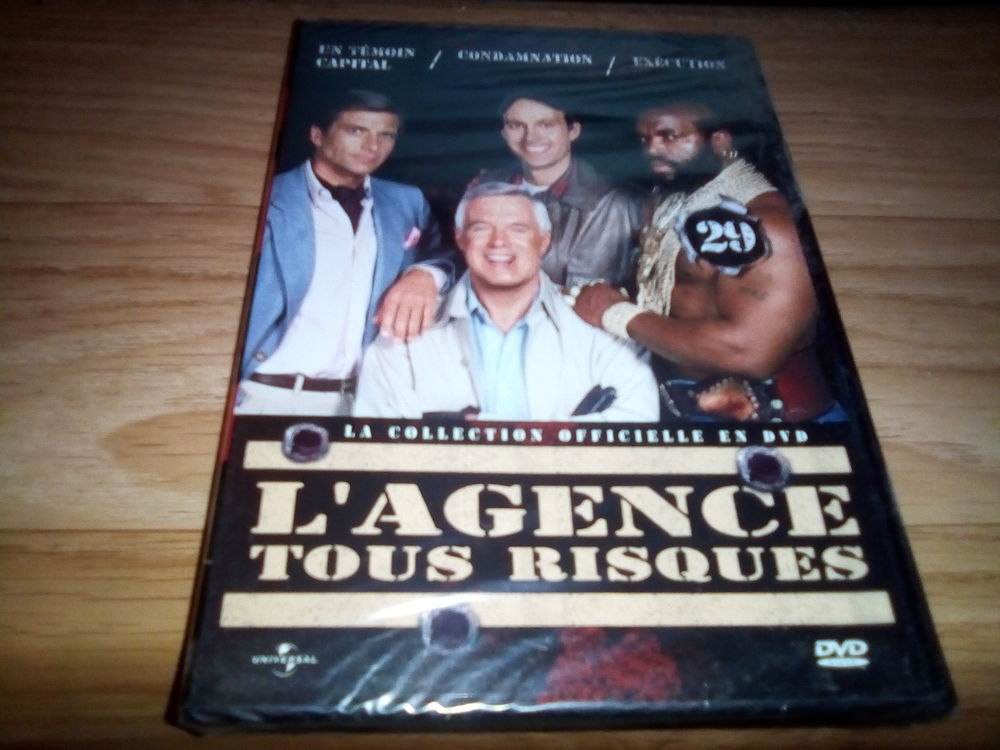 L'AGENCE TOUS RISQUES N°29  5 Annonay (07)