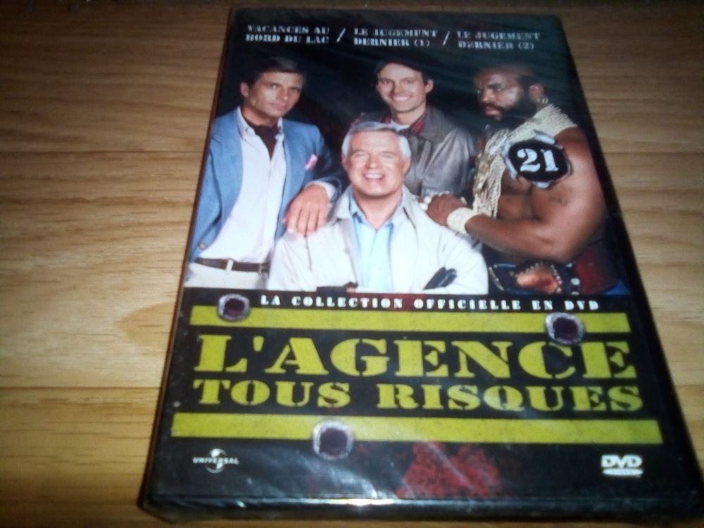 L'AGENCE TOUS RISQUES N°21  5 Annonay (07)
