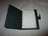 Agenda alphabétique complet en cuir 0 Mérignies (59)