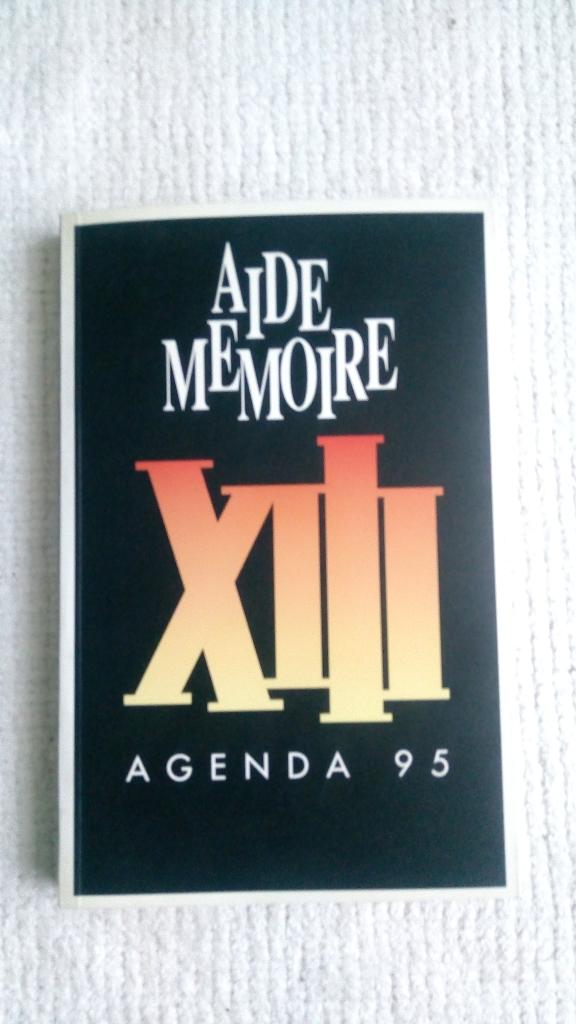 Agenda XIII 1995 20 Thiais (94)