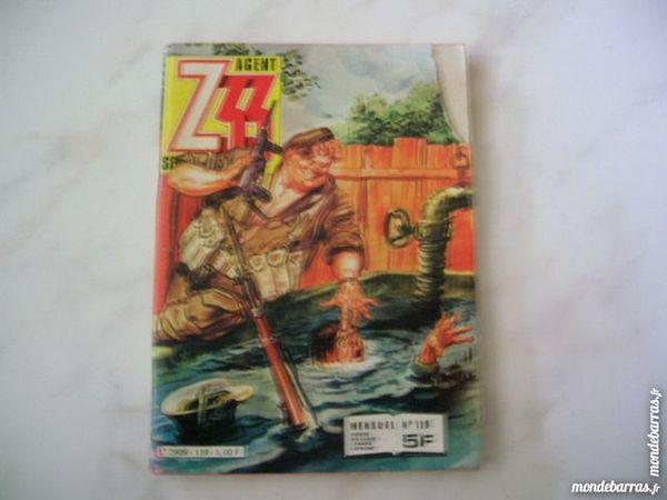 BD AGENT Z33 N°119 3 Nantes (44)