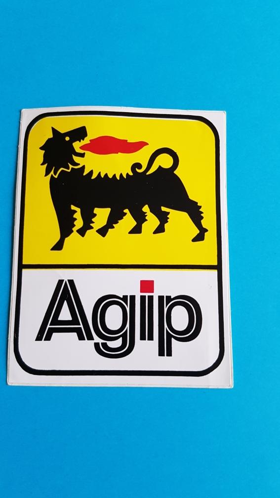 AGIP 0 Bordeaux (33)