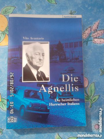 DIE AGNELLIS 3 Chambly (60)