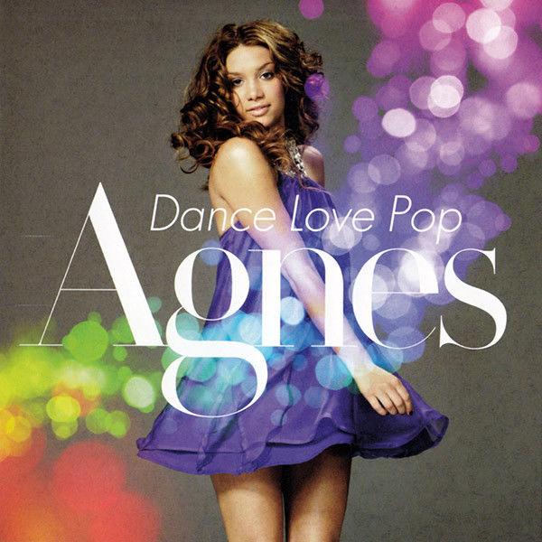 cd Agnes  ?? Dance Love Pop (etat neuf) 6 Martigues (13)