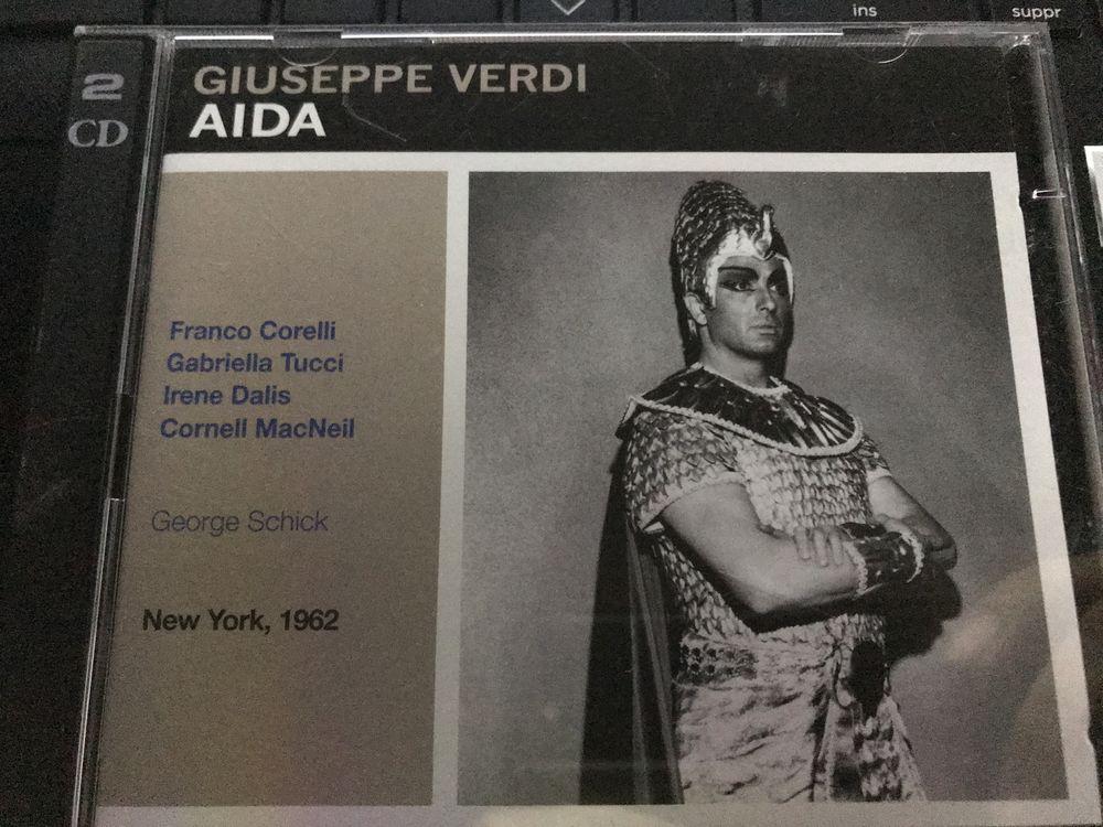 AIDA  Guiseppe VERDI    WALHALL 20 Saint-Genis-Laval (69)