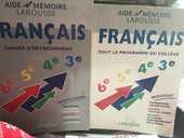 Aide mémoire de la 6°à la 3°  FRANCAIS 20 Saint-Genis-Laval (69)