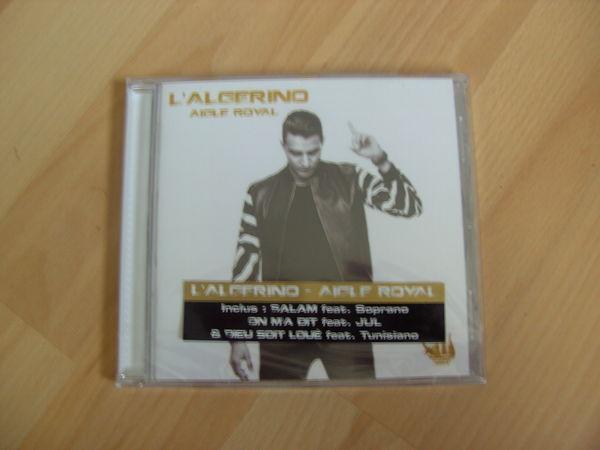 CD  Aigle Royal  de l'Algérino (Neuf) 12 Ardoix (07)