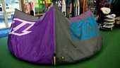 Aile de kitesurf North Vegas 10m² nue 2013 250 La Mézière (35)