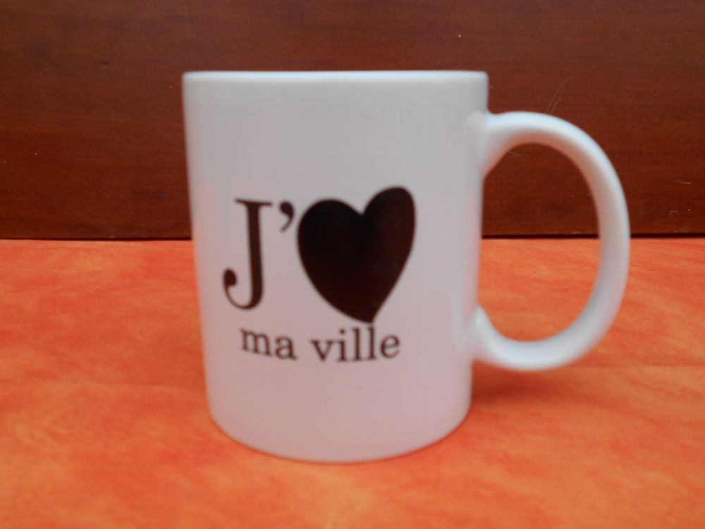 MUG   J'aime ma ville   2 Dammarie-les-Lys (77)