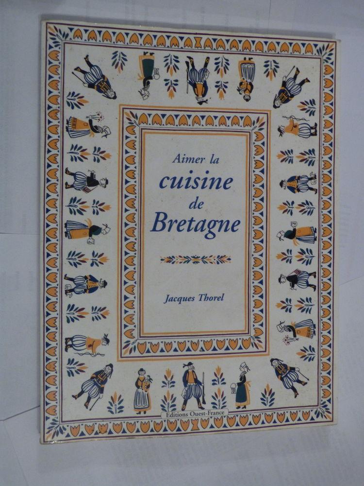AIMER LA CUISINE DE BRETAGNE  10 Brest (29)