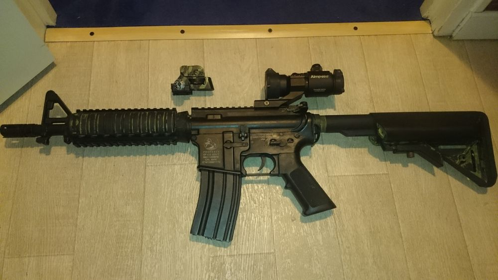 Airsoft m4a1 full edition 300 Sillé-le-Guillaume (72)