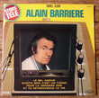 ALAIN BARRIERE - 2 x 33t SUPER STARS TELE - LE BEL AMOUR