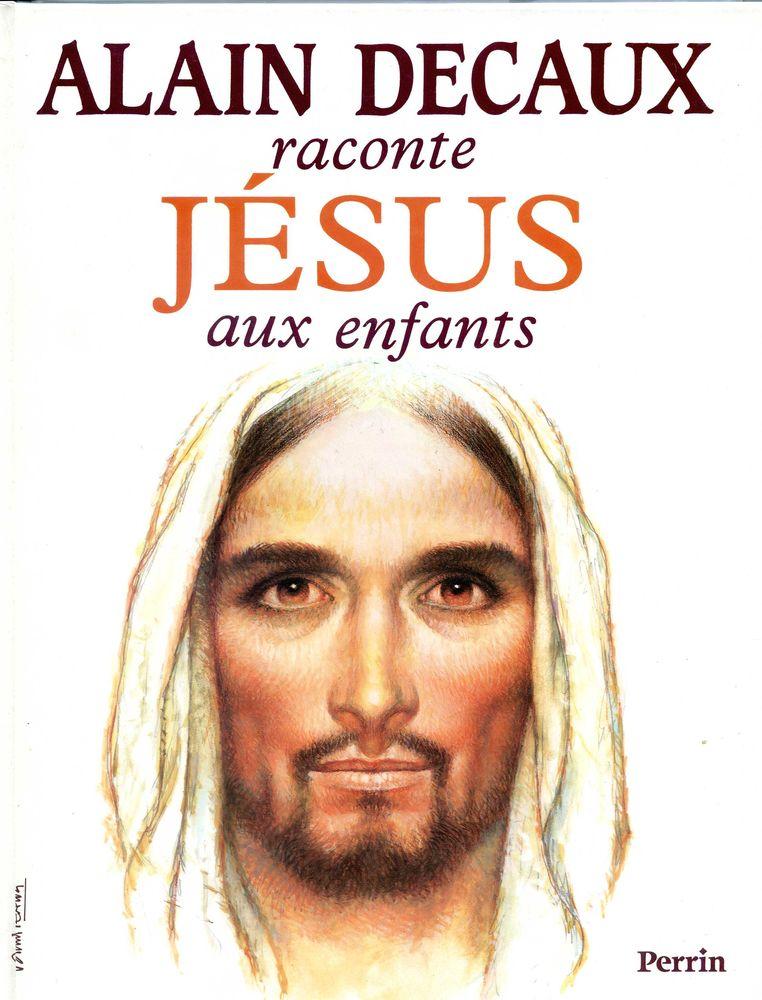 Alain decaux raconte jesus aux enfants 8 Rennes (35)