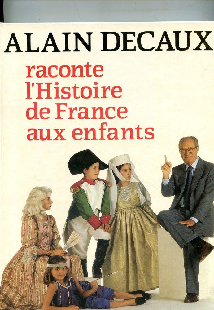 Alain Decaux raconte l'histoire de France aux enfants 15 Rennes (35)