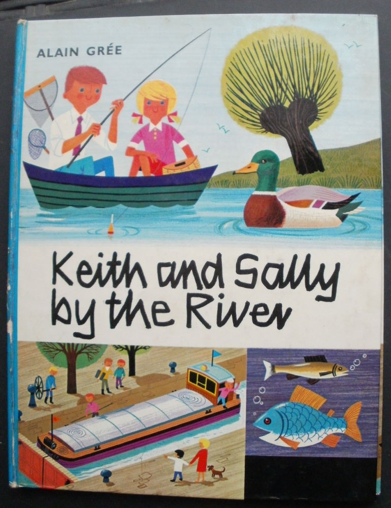 Alain GREE : Keith and Sally by the river 7 Montauban (82)