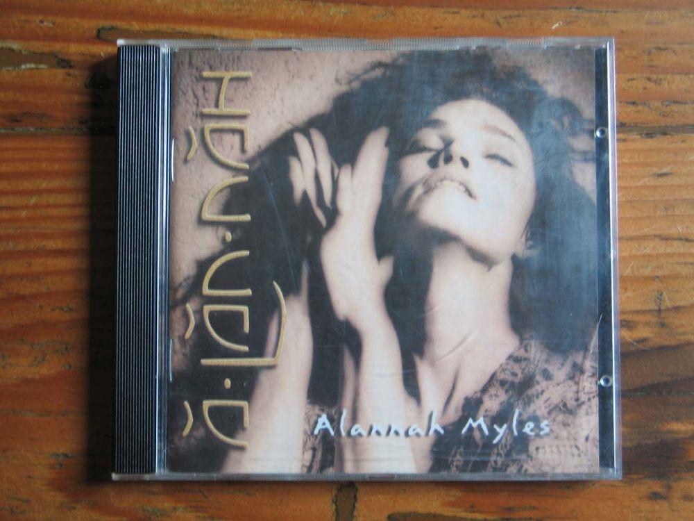"""CD """"A-lan-nah"""" d'Alannah Myles CD et vinyles"""