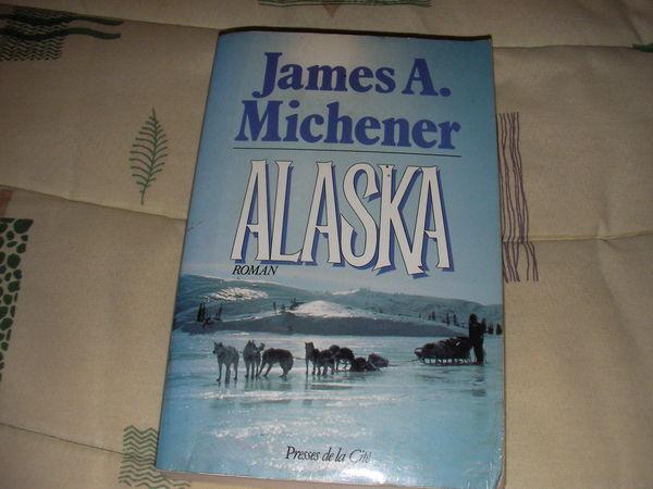 ALASKA de James A Michener roman  25 Roques (31)
