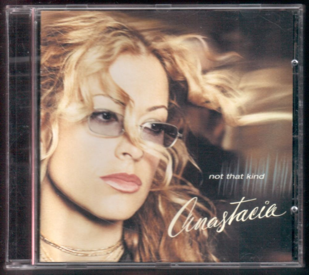 Album CD : Anastacia - Not that Kind.  4 Tartas (40)