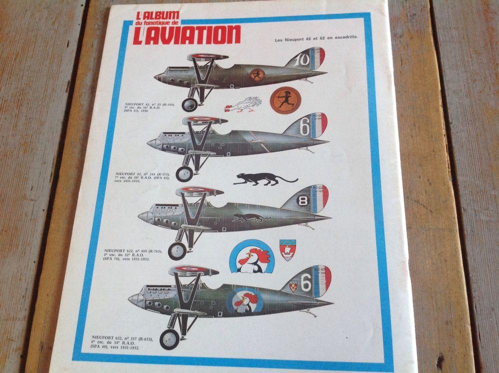 l'album du fanatique de l'aviation 42 numeros mensuel 40 Gaillac (81)