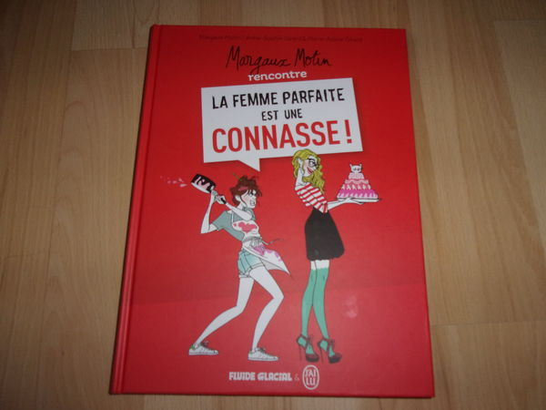 Album BD La femme parfaite est une connasse!(Neuf) 12 Ardoix (07)