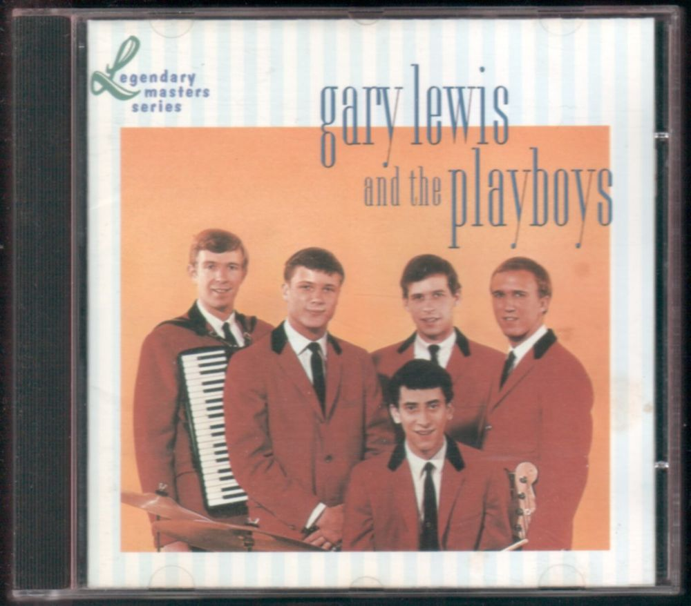 Album CD : Gary Lewis and the Playboys.  8 Tartas (40)