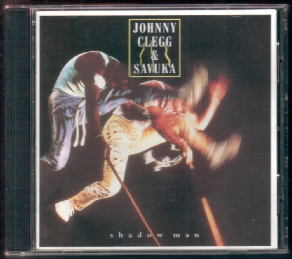 Album CD : Johnny Clegg & Savuka - Shadow Man 3 Tartas (40)