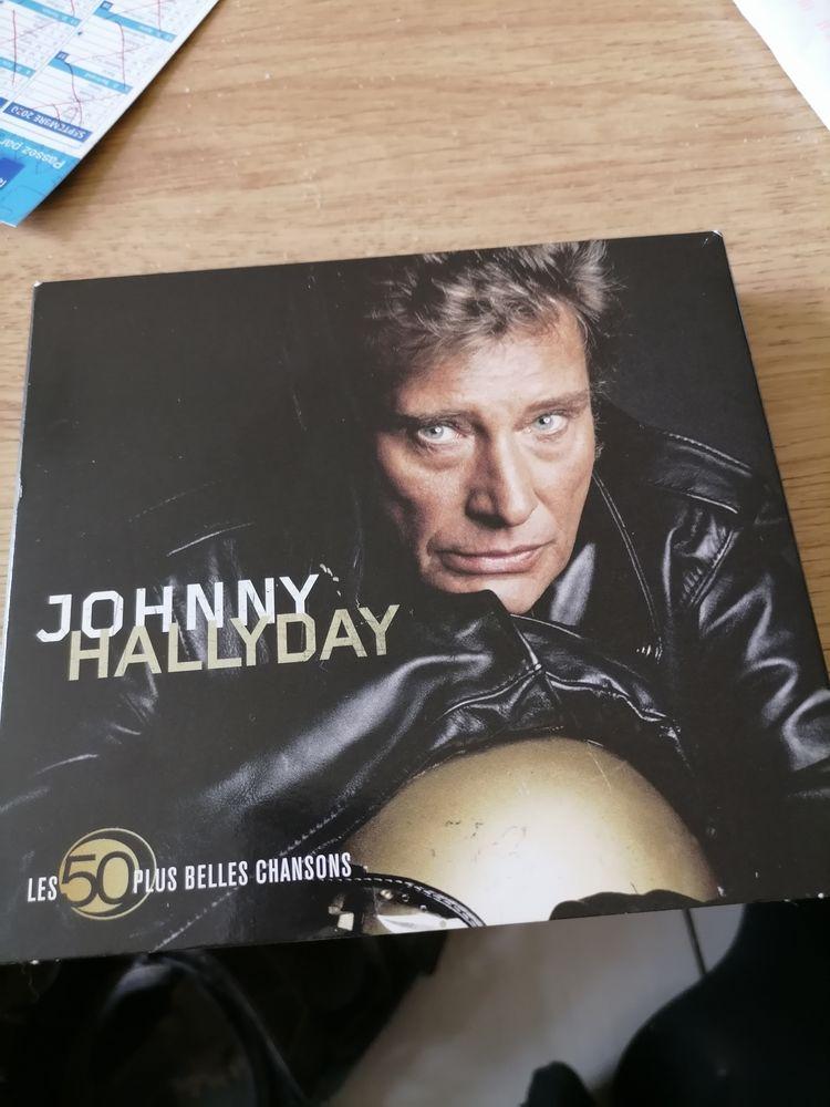 un album de 3 cd de johnny hallyday 15 Mérignac (33)