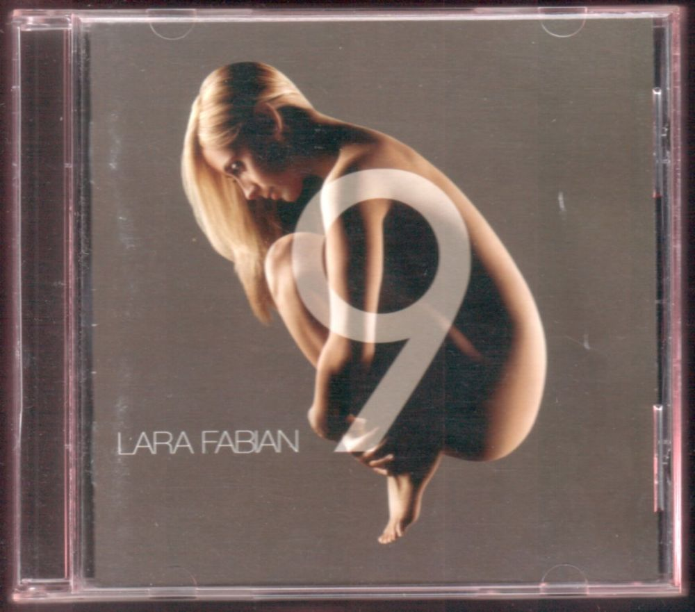 Album CD : Lara Fabian - 9.   3 Tartas (40)