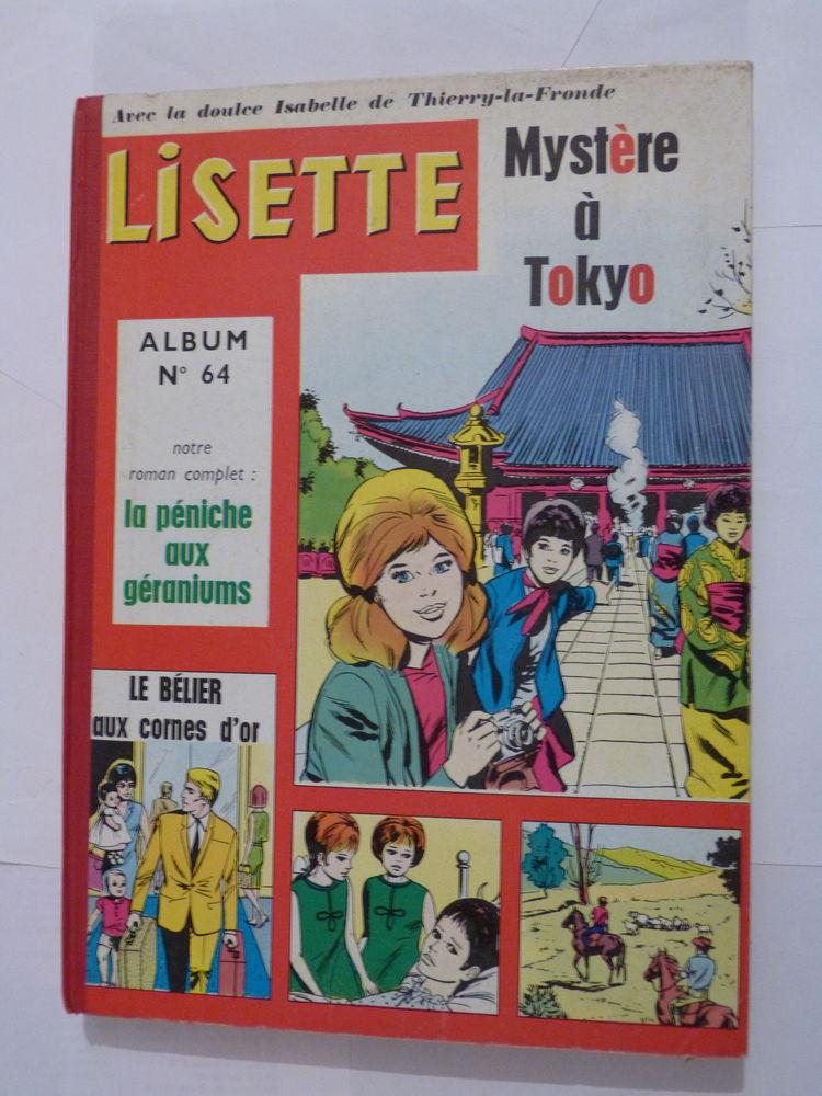 ALBUM LISETTE N° 64 20 Brest (29)