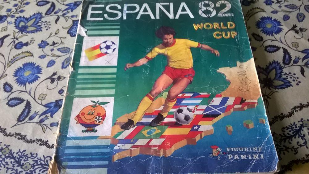 Album Panini Foot Coupe du Monde en espagne1982 0 Beuzeville (27)