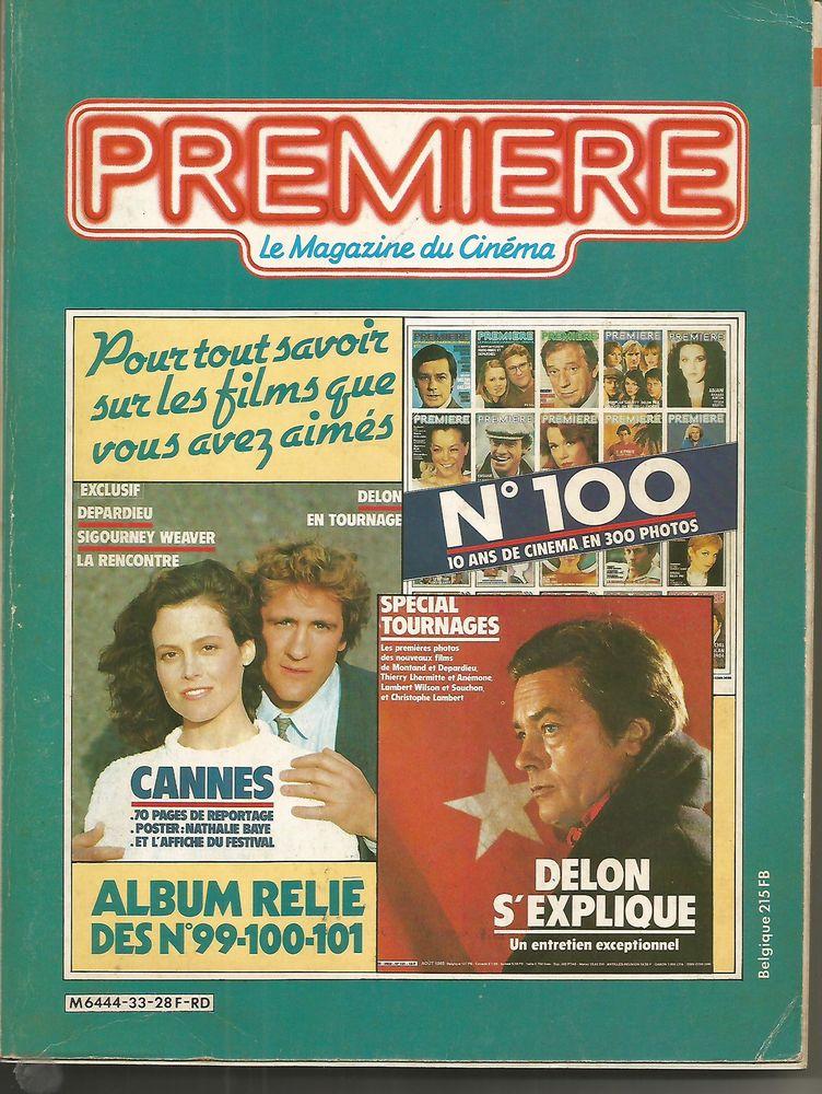 Album PREMIERE N° 33 magazine du cinéma 12 Montauban (82)