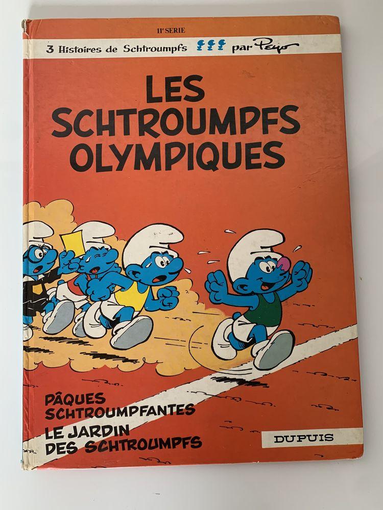 Album des Schtroumpfs 8 Arcueil (94)