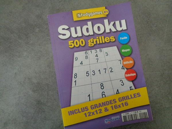album SUDOKU,500 grilles, neuf 3 Ondres (40)