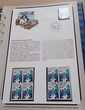 Album de timbres - Administration Postale des N.U