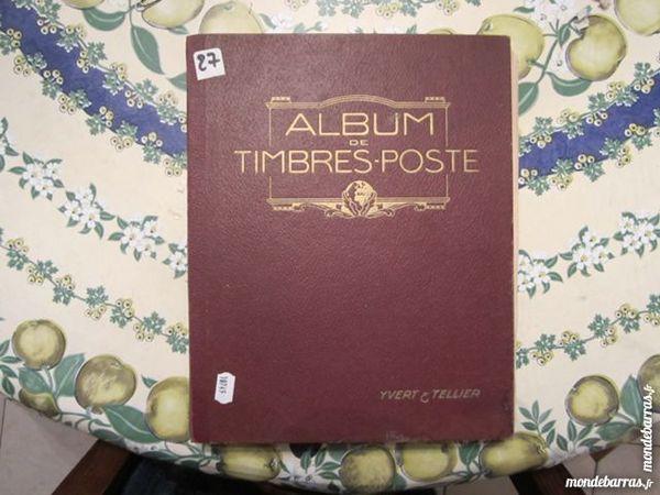 album timbres poste Yvert & Tellier 10 Sallaumines (62)
