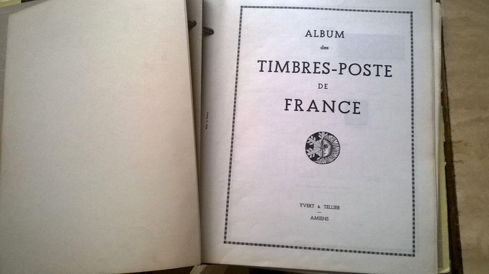 Album Timbres-Poste de France 0 Paris 3 (75)