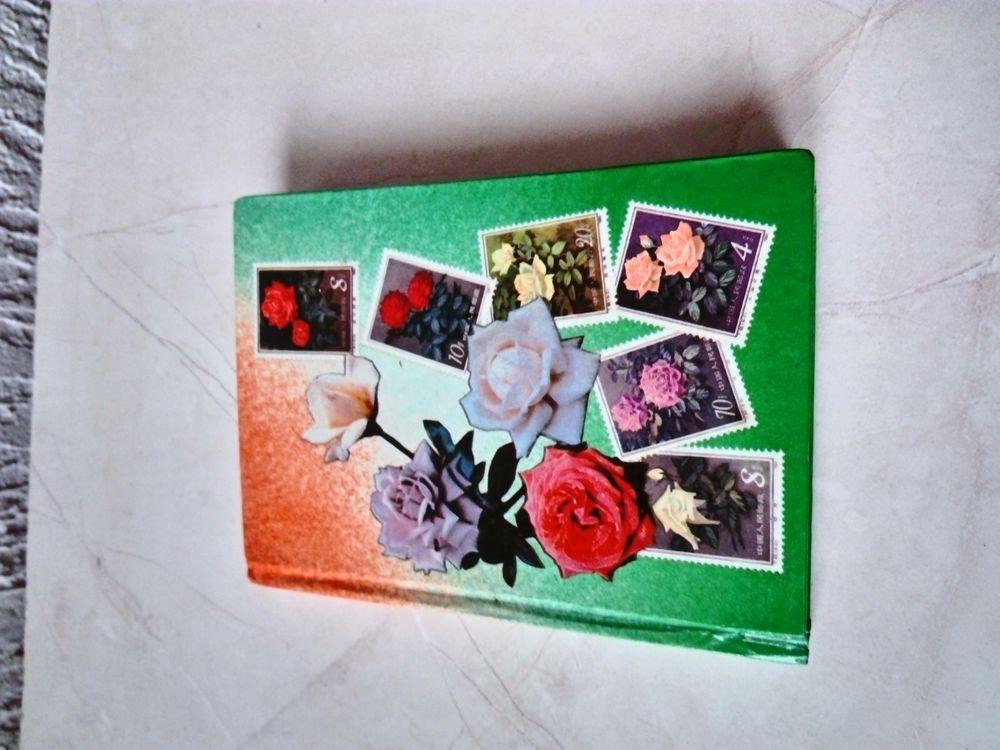 album de timbres 15 Saint-Paul-en-Jarez (42)