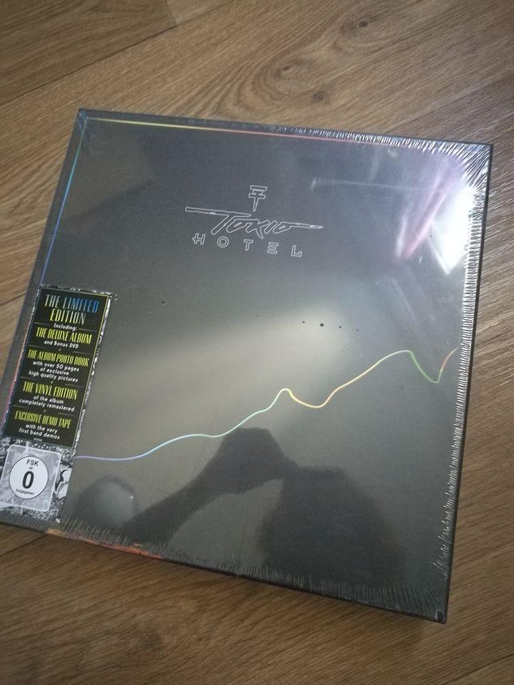 Album Tokio Hotel Édition deluxe limitée neuf sous blister 250 Muizon (51)