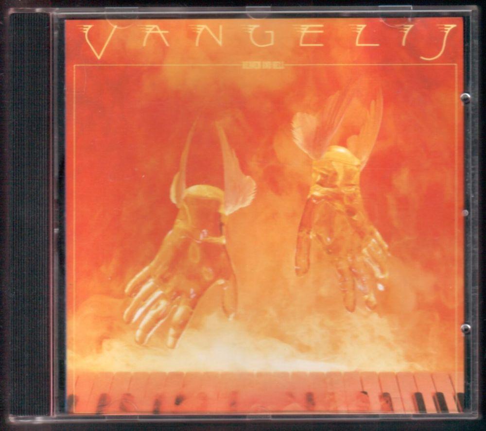 Album CD : Vangelis - Heaven and Hell. CD et vinyles