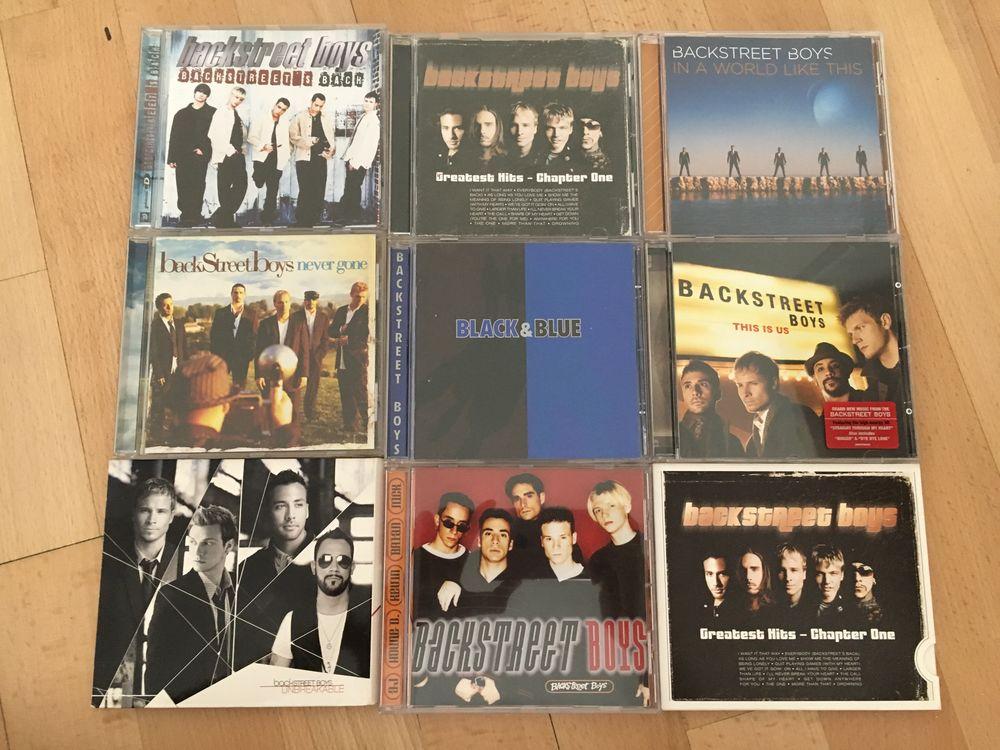Lot albums backstreet boys 25 Strasbourg (67)