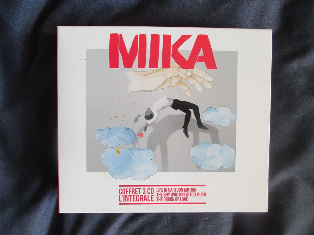 ALBUMS MIKA 6 Annecy (74)