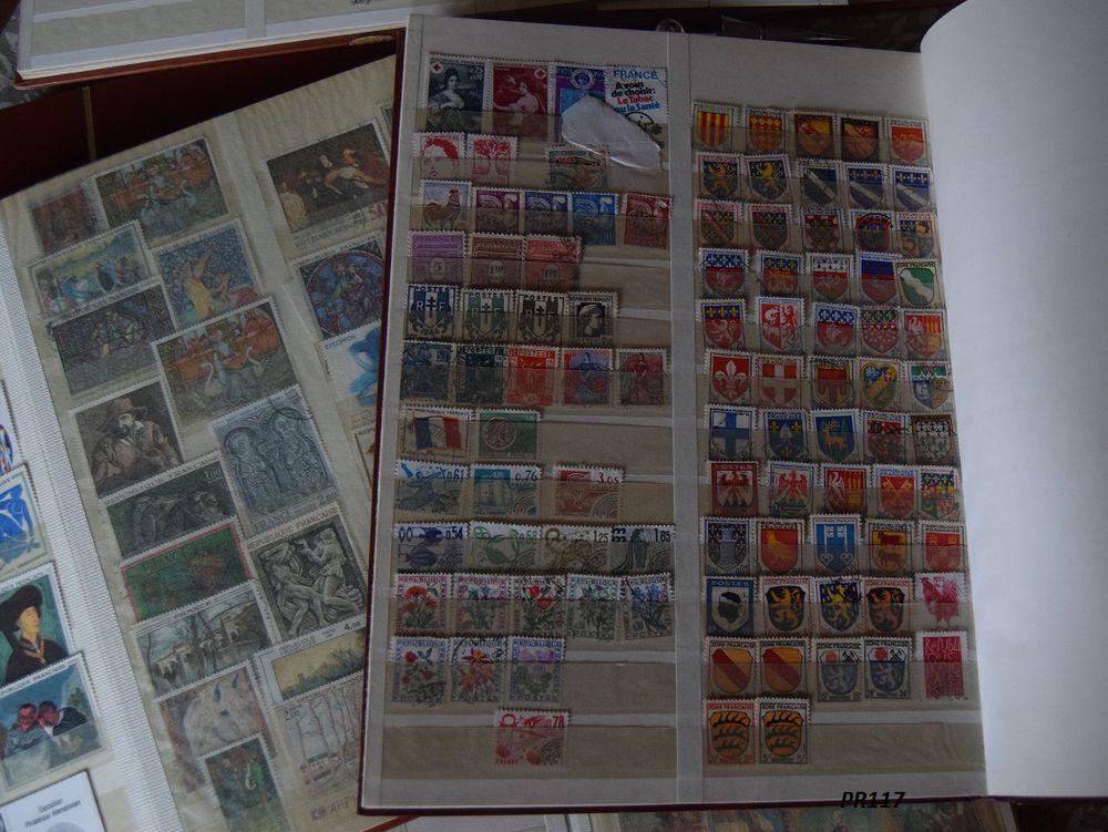 Lot de 5 albums de timbres 200 Lille (59)