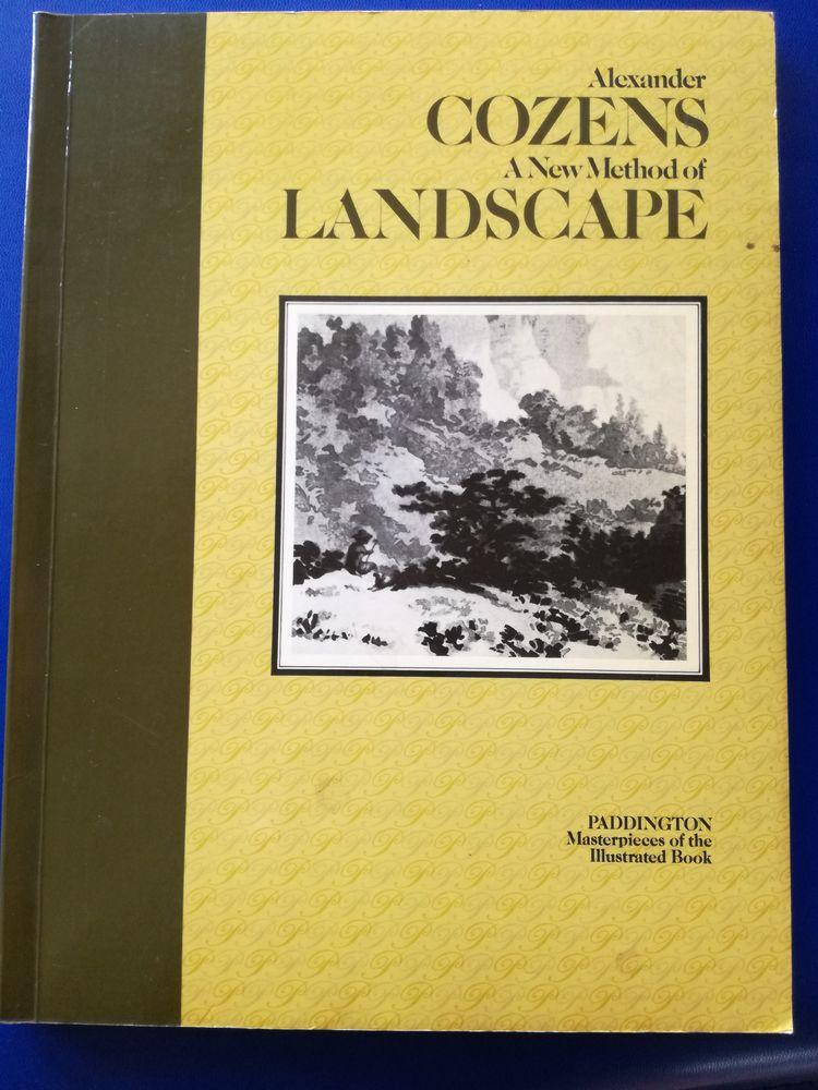Alexander Cozens  A New Method of Landscape  50 Paris 2 (75)