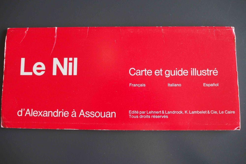 LE NIL d'Alexandrie à Assouan, 5 Rennes (35)