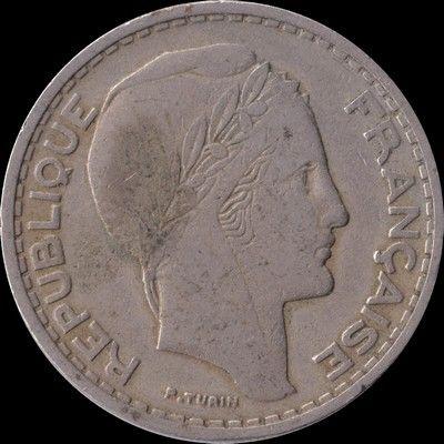 Algérie, 50 francs 1949  1 Couzeix (87)