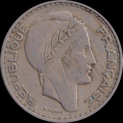 Algérie, 100 francs 1952 3 Couzeix (87)
