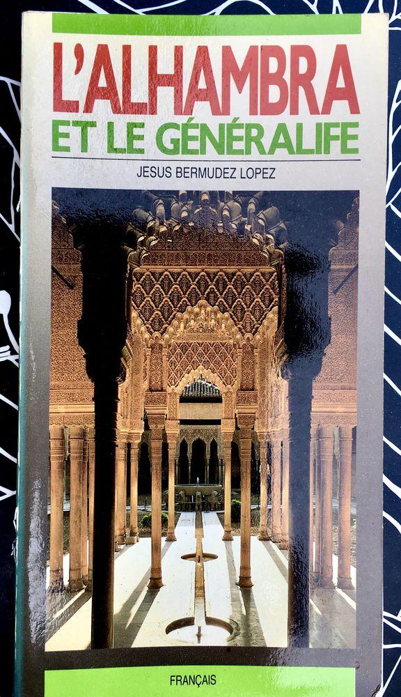 L'Alhambra et le Généralife par Bermudez Lopez J.;Livre neuf 4 L'Isle-Jourdain (32)