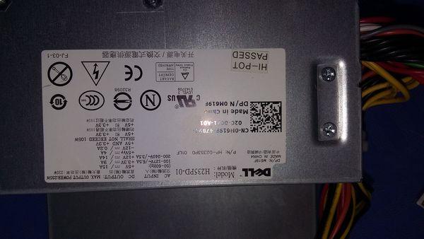 Alimentation électrique Pc Dell Optiplex 380 15 Dijon (21)
